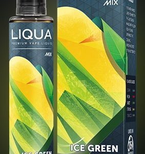 Liqua 70ml Ice Green Mango