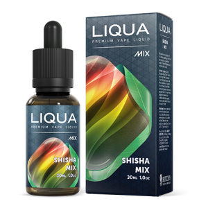 "LIQUA ""MIX"" E-LIQUID 30ml 65VG/35PG - 3 + 6 mg/ml"