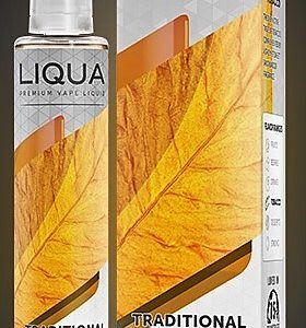 Liqua 70ml Traditional Tobacco